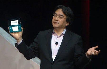 Los directivos de Nintendo con Iwata al frente bajan sus sueldos en respuesta a las malas ventas de Nintendo 3DS