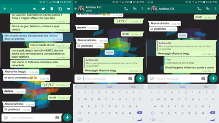Whatsapp Beta Citas Respuestas