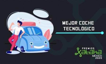 Mejor coche tecnológico, vota por tu favorito en los premios Xataka México 2020