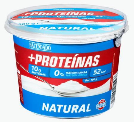 Proteinas Mercadona