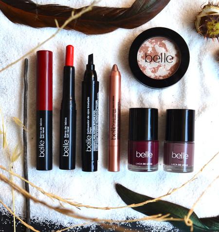 Este otoño aprovechamos los colores que ofrece la naturaleza: así es 'Wild Nature', la colección de Belle & Make Up