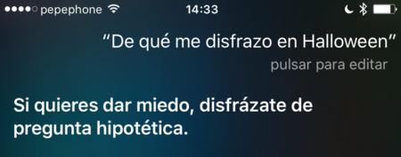 Siri Halloween 4