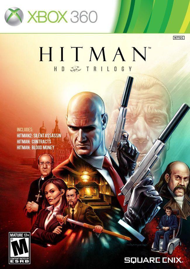 Hitman HD Trilogy