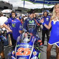 """Maverick Viñales quiere que el título se quede en Yamaha: """"Si no gano yo, que lo haga Valentino"""""""