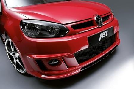 Volkswagen Golf por ABT: ¿empieza a ser deportivo el nuevo Golf?