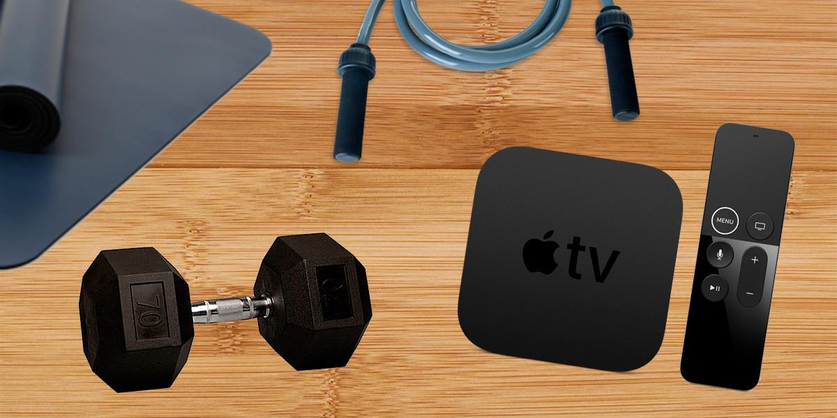 Haz Del Apple Tv Tu Entrenador Personal Siete Apps Con Las Que Mantenerse En Forma Desde Casa