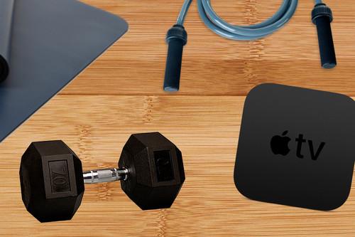 Haz del Apple TV tu entrenador personal: siete apps con las que mantenerse en forma desde casa