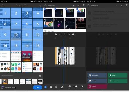 Adobe Premiere Rush Video Foto