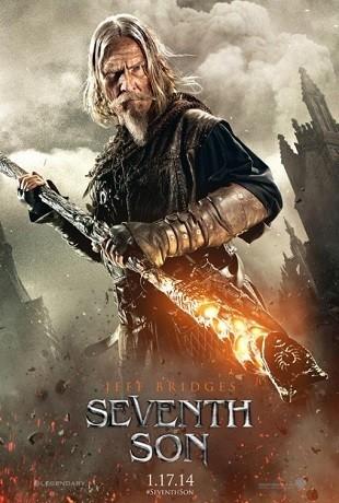 Cartel de Seventh Son