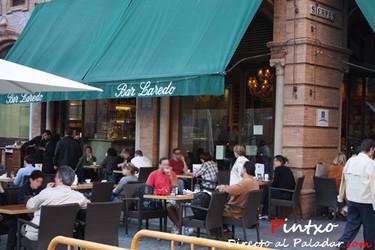 Bar Laredo, de tapas por Sevilla