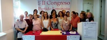 Resulta que el Partido Feminista de España existe. Y lleva semanas luchando contra los derechos de los trans