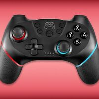 Control inalámbrico para Nintendo Switch con vibración y giroscopio se puede comprar de oferta en Amazon México por 391 pesos