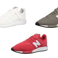 Desde 34,49 euros podemos hacernos con estas zapatillas deportivas New Balance Mrl247d1 en Amazon