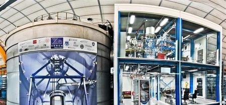 """Éste es el dector """"más aislado de todo"""" para detectar materia oscura"""