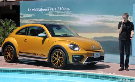 Volkswagen Beetle Dune: Precios, versiones y equipamiento en México