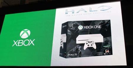 Aparece un bundle de Halo: The Master Chief Collection con un Xbox One blanco
