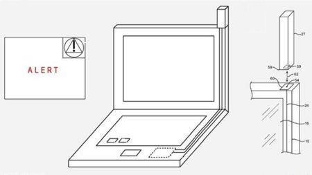 Apple patenta un ordenador portátil con antena 4G