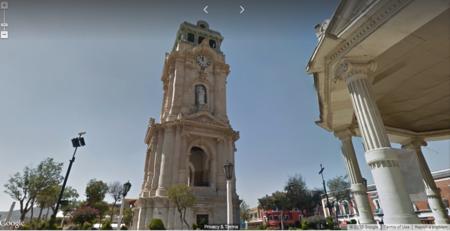 Reloj Monumental Pachuca