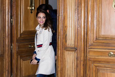 Dos looks y un solo fin de semana: así viste Paula Echevarría para pasear su nuevo amor por Madrid