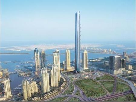 El Pentominium de Dubai