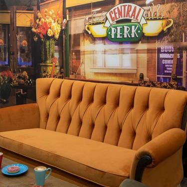 Central Perk, la cafetería de Friends que podrás visitar muy pronto en México