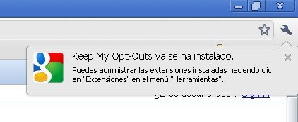 keep-my-opt-outs-instalado