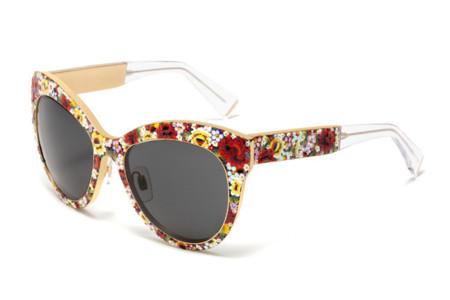 Dolce&Gabbana rinde homenaje a las flores en una colección de gafas deluxe