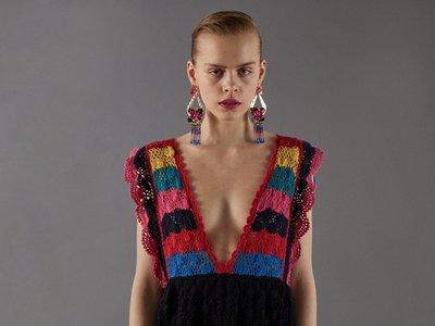 Los 19 vestidos de Zara para fichar esta Primavera-Verano 2018