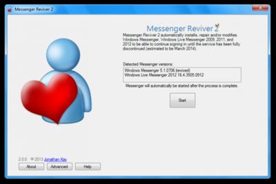 Cómo recuperar Windows Live Messenger