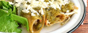 Tacos, flautas, tostadas, pozole verde y más recetas típicas para las Fiestas Patrias en Directo al Paladar México