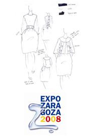 Miguel Palacio diseñador de los uniformes oficiales de la Expo Zaragoza 2008