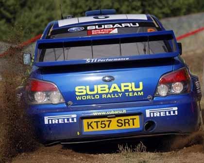Subaru tendrá dos equipos en el Mundial WRC 2009