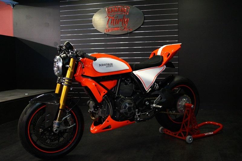 Foto de Ducati Custom Rumble (4/5)