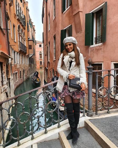Paula Echevarría nos inspira con los mejores looks de invierno: prendas low cost y complementos de lujo, una combinación sobresaliente