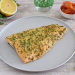 Salmón al horno con limón y mostaza: receta saludable y fácil de pescado