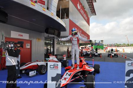 Tio Ellinas y Aaro Vainio se convierten en los primeros ganadores con el nuevo GP3
