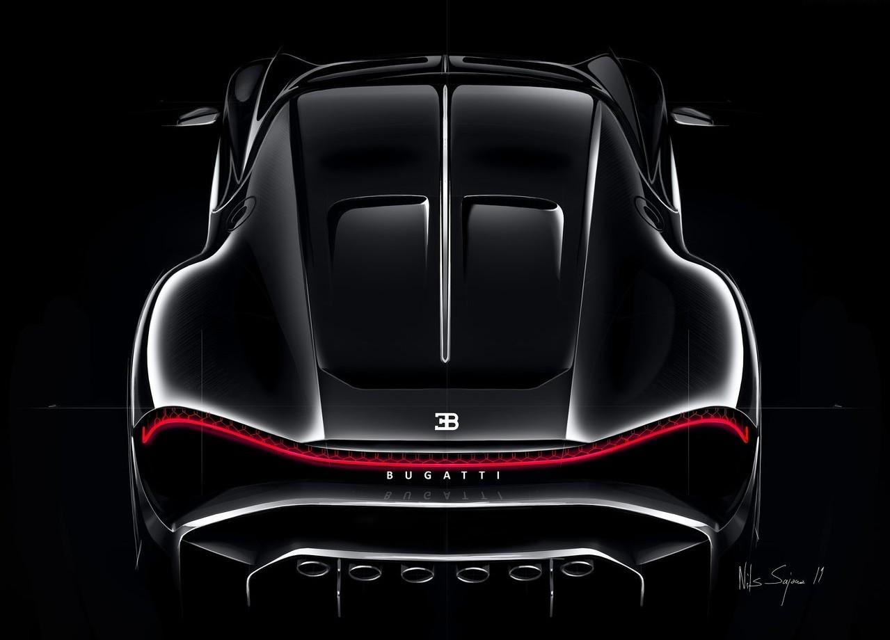 Foto de Bugatti La Voiture Noire (28/28)