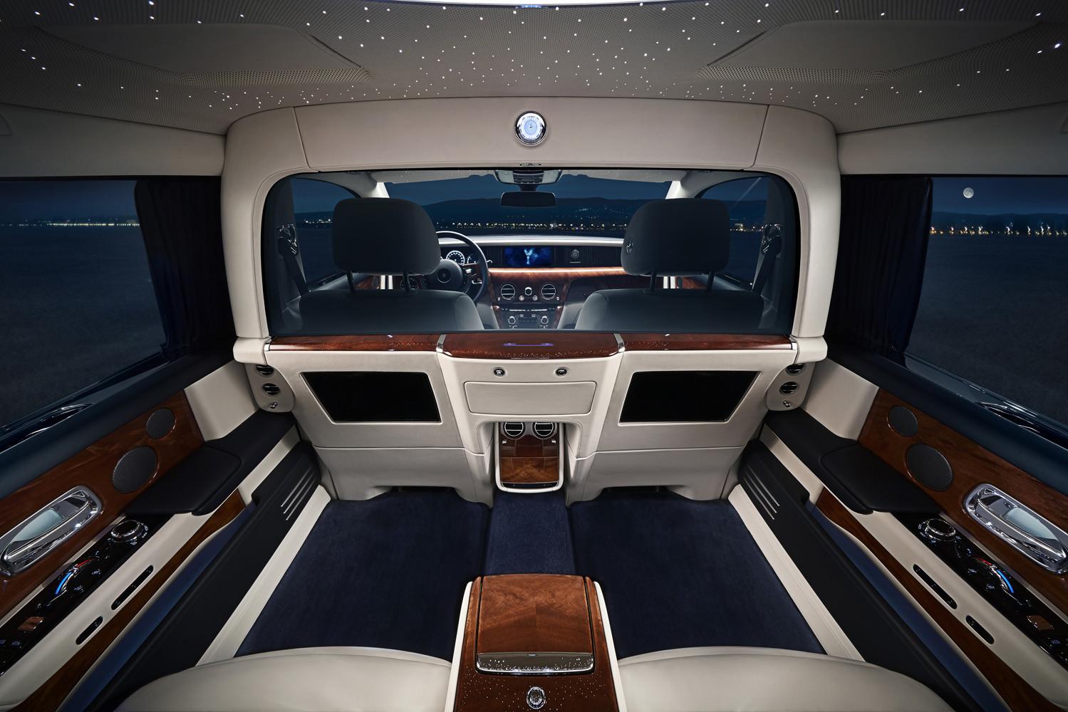 Foto de Rolls-Royce Phantom Privacy Suite (4/42)