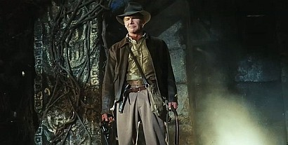 'Indiana Jones y el Reino de la Calavera de Cristal', en busca del cine perdido