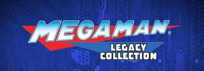 ¡Reviviendo a Mega Man! Capcom anuncia Mega Man Legacy Collection