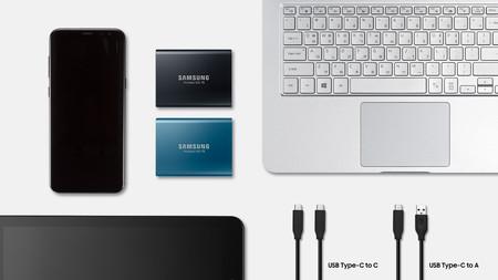 Samsung Ssd T5 3