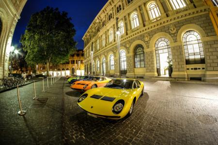 Lamborghini Miura Aniversario 6