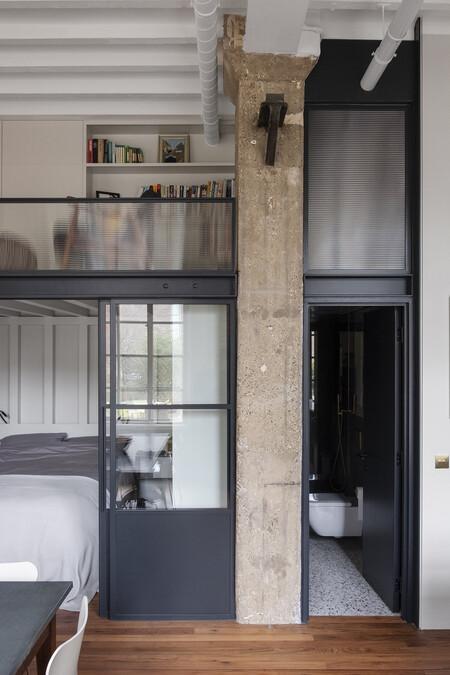 Yard Architects Bankside Loft Apartment 19