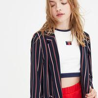 En Pull&Bear tenemos la blazer perfecta para el entretiempo por 16,09 euros