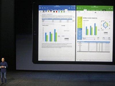 Para Ballmer, Microsoft es la empresa que en verdad le puede dar problemas a Apple