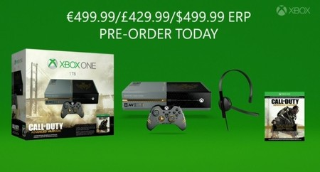 Call of Duty: Advanced Warfare apuesta por la espectacularidad en su campaña y anuncia un bundle con Xbox One [GC 2014]
