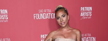 Lady Gaga nos deja alucinadas con uno de sus mejores looks nunca vistos