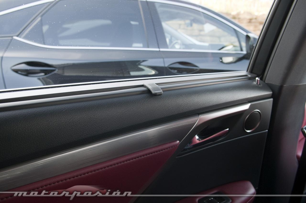 Foto de Lexus RX 450h, toma de contacto (21/28)