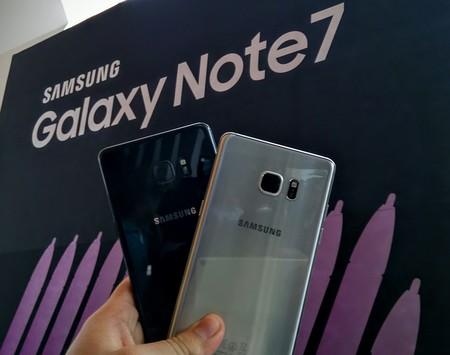 Samsung Galaxy Note 7 Primeras Impresiones