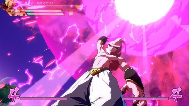 Dragon Ball Fighterz Kid Buu